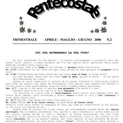N. 2 | Anno 2000