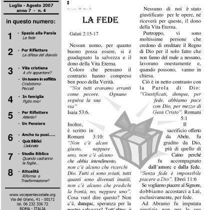 N. 42 | Anno 2007