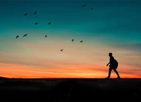 Lo straordinario cammino di un uomo qualunque