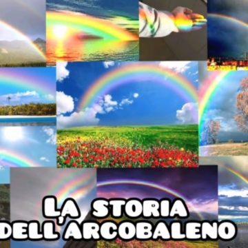 La storia dell'arcobaleno